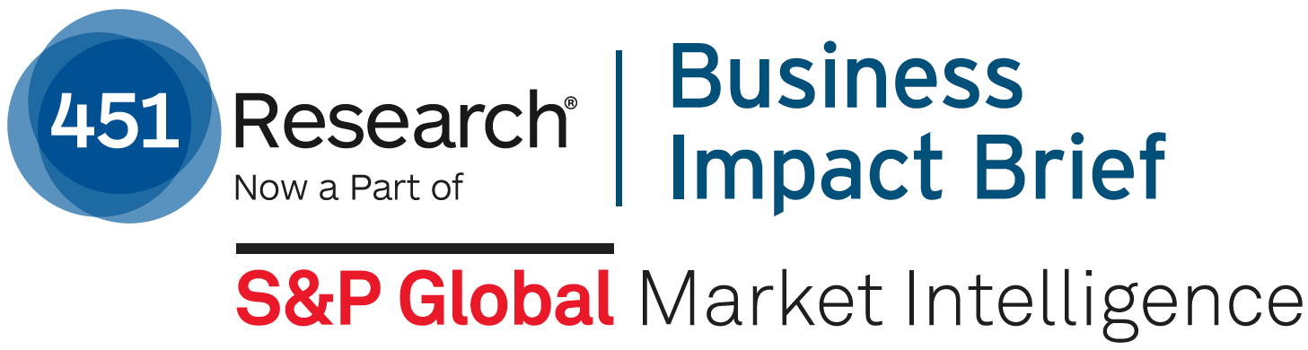 451 Research Business Impact Brief
